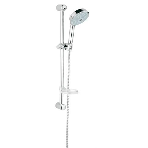 Grohe Rainshower® Rustic 130 Sürgülü Duş Seti 3 Akışlı