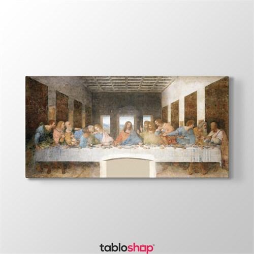 Tabloshop Leonardo Da Vinci - Son Akşam Yemeği Tablosu