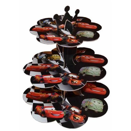 Parti Şöleni Cars Cupcake Standı