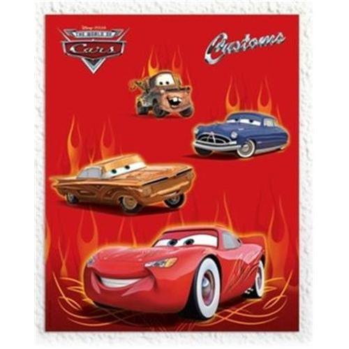 Parti Şöleni Cars Duvar Afişi 1 Adet