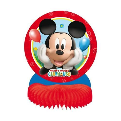 Parti Şöleni Mickey Mouse Club House Masa Orta Süsü