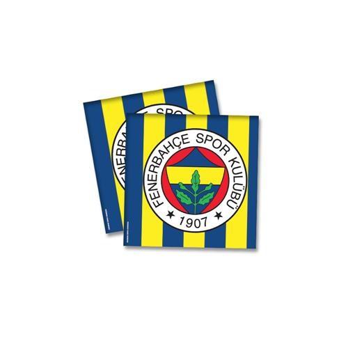 Parti Şöleni Fenerbahce Peçete