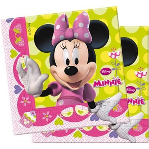 Parti Şöleni Minnie Mouse Peçete