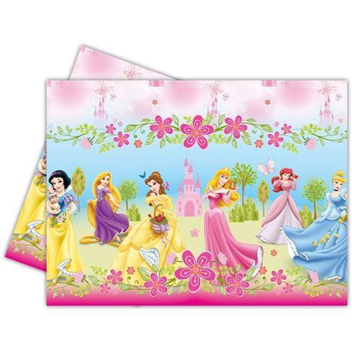 Parti Şöleni Prensesler Masa Örtüsü 1 Adet