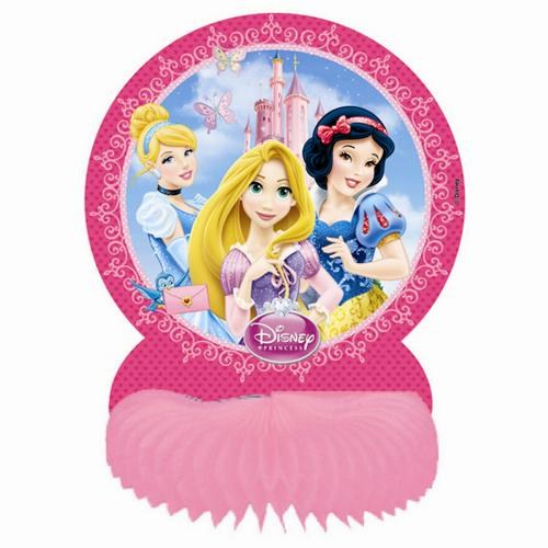 Parti Şöleni Prensesler Masa Süsü 1 Adet
