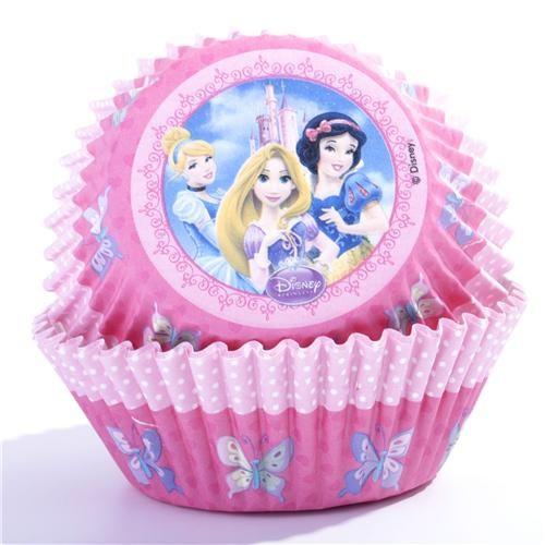 Parti Şöleni Prensesler Muffin 24 Adet