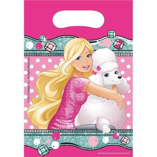 Parti Şöleni Barbie Parti Çantası