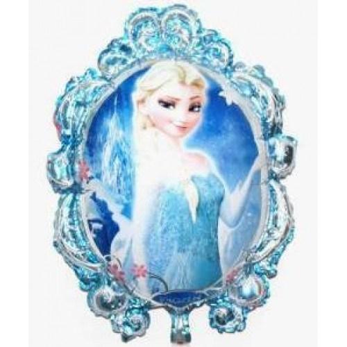 Parti Şöleni Frozen Folyo Balon 1 Adet