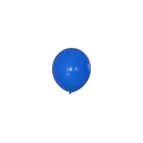 Parti Şöleni Metalik Mavi Balon 20 Adet