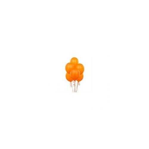 Parti Şöleni Turuncu Balon 20 Adet