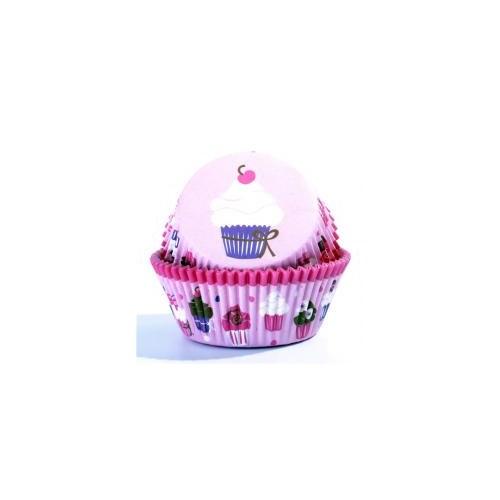 Parti Şöleni Cupcake Kabı 40 Adet