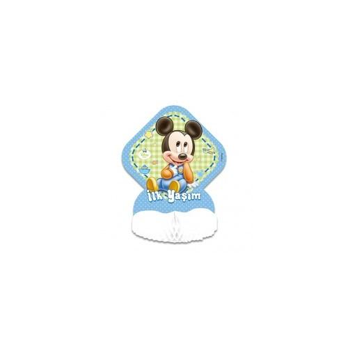 Parti Şöleni Baby Mickey Mouse Masa Süsü