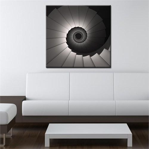 Canvastablom Kr92 Siyah Beyaz Kanvas Tablo