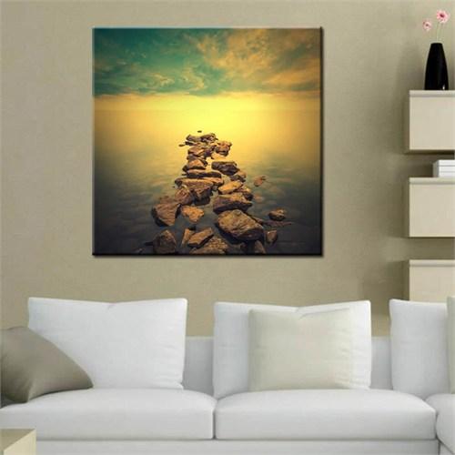 Canvastablom Kr147 Manzara Kanvas Tablo