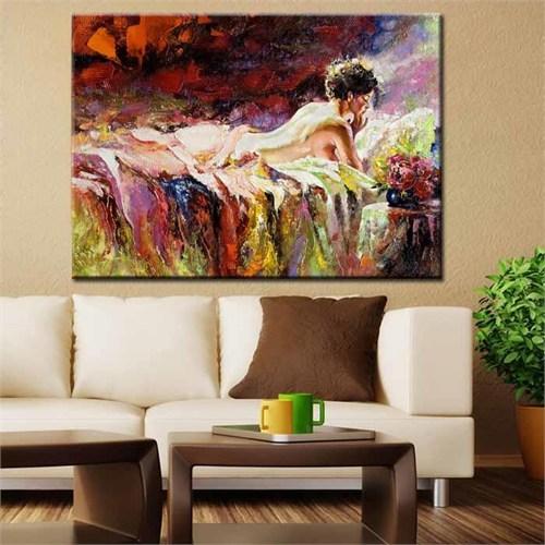 Canvastablom T88 Çıplak Kadın Tablo