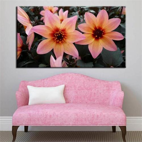 Canvastablom T93 Flowers Kanvas Tablo