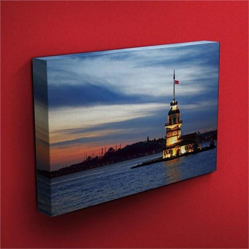 Canvastablom T104 Kız Kulesi Kanvas Tablo