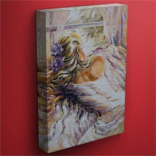 Canvastablom T175 Woman Canvas Tablo