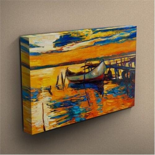 Canvastablom T223 Sandal Yağlı Boya Canvas Tablo