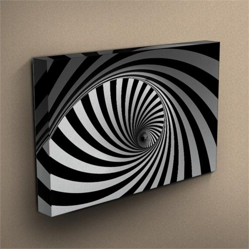 Canvastablom T290 Girdap Kanvas Tablo