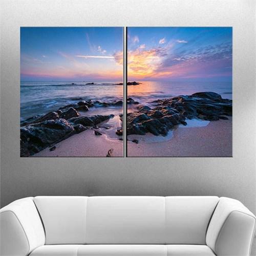 Canvastablom İ443 2 Parçalı Canvas Tablo