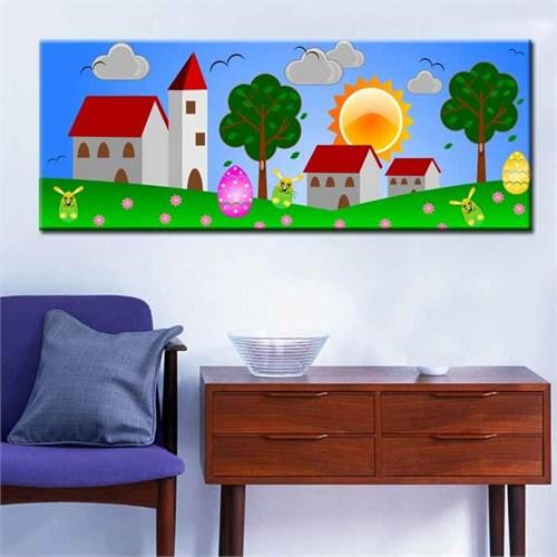 Canvastablom Pnr82 Çocuk Odası Tablo