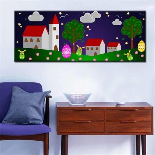 Canvastablom Pnr83 Çocuk Odası Kanvas Tablo