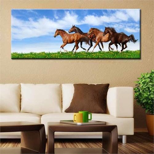 Canvastablom Pnr103 Horses Kanvas Tablo