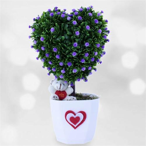 Doğum Günü Hediyesi Sevgi Ağacı