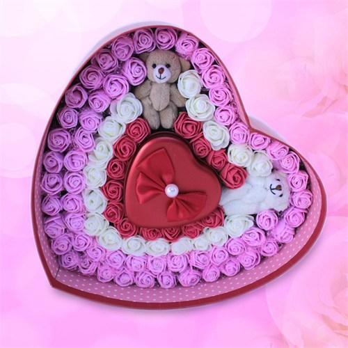 Sevgiliye Romantik Hediye Kalbimin İnce Ruhu