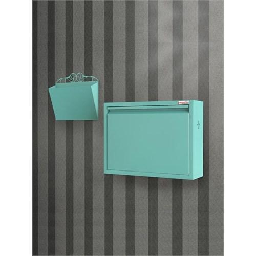 Pappuchbox Düz Renk Ayakkabılık M-Dz-1000