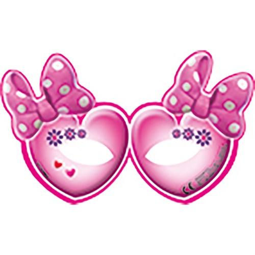 Kullanatmarket Minnie Maske 6 Adet