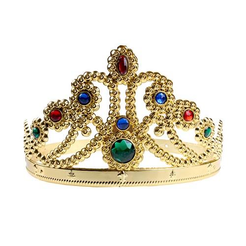 KullanAtMarket Altin Kraliçe Taç 1 Adet
