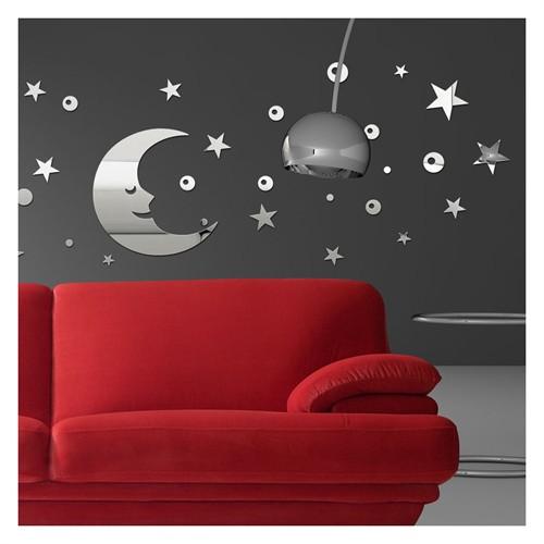 Artikel Luck Moon Ayna Sticker
