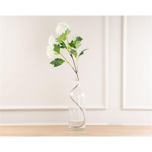 Madame Coco Dekoratif Yapay Çiçek Kartopu Çiçeği 81 Cm
