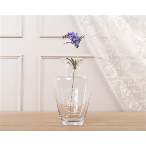Madame Coco Dekoratif Yapay Çiçek Lavanta 34 Cm