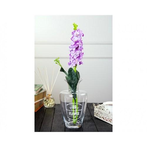 Madame Coco Dekoratif Yapay Çiçek Mor Hezaren 70 Cm