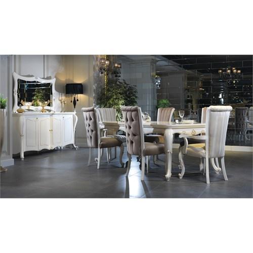 Evgör Narbel Klasik Yemek Odası
