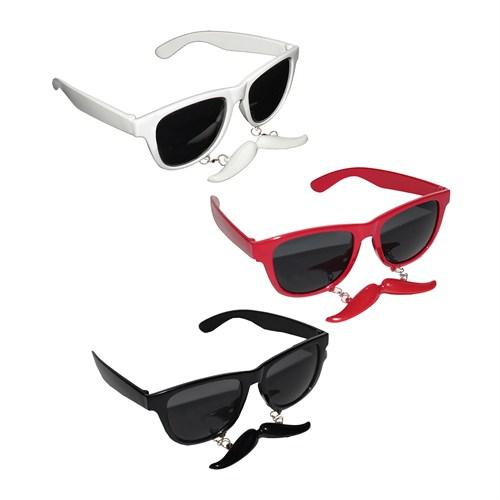 KullanAtMarket Bıyıklı Parti Gözlük 1 Adet