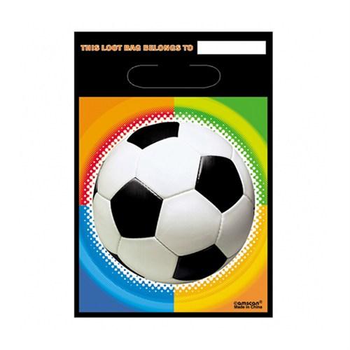 KullanAtMarket Futbol Partisi Parti Çantası 8 Adet