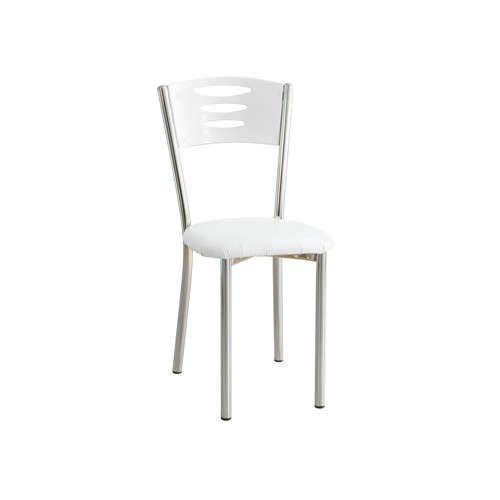 Bestline Armoni Masa Ve Sandalye Takımı - Beyaz (6 Sandalyeli)