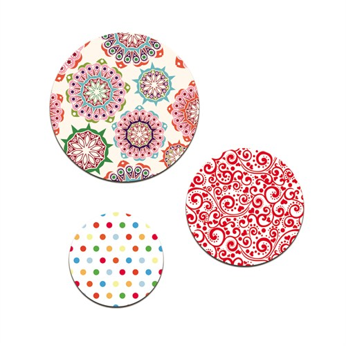 Dolce Home Wall Bubble Floral Desenler Wb1y11913s15