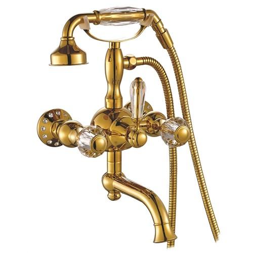 Penta 3504 Anatolia Gold Crystal Banyo Bataryası