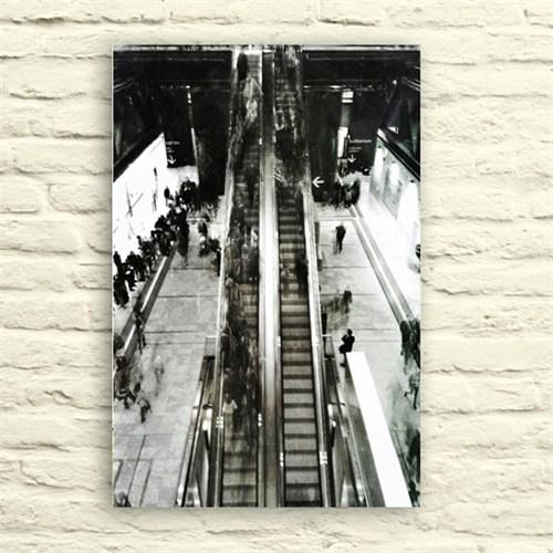 Fotocron Yürüyen Merdiven Tablo 24X34 Cm