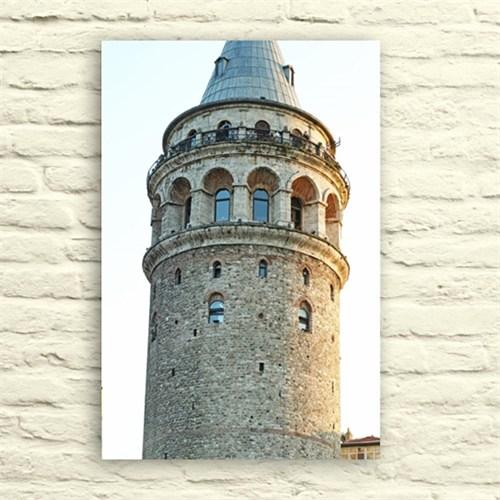 Fotocron Galata Kulesi -3 Tablo 24X34 Cm
