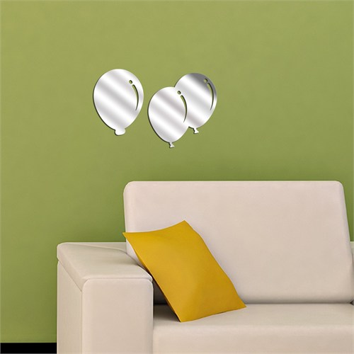Dekoratif Ayna Balonlar