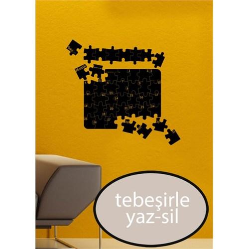 Yaz-Sil Sticker Puzzle
