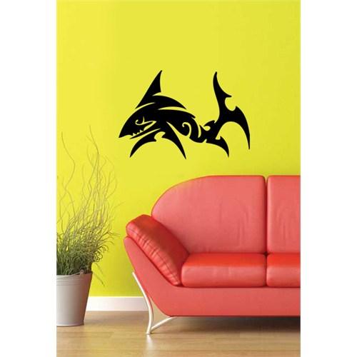Köpek Balığı Duvar Sticker