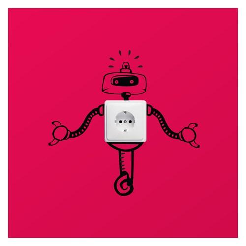 Artikel Robot-1 Priz Sticker