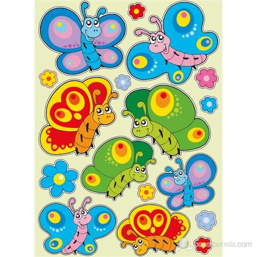 Dekorjinal Çocuk Sticker Kd45